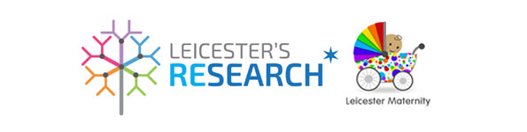Leicester's Research and Leicester Maternity large logo image